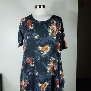 4/$15 AGNES & DORA dress with pockets LARGE
